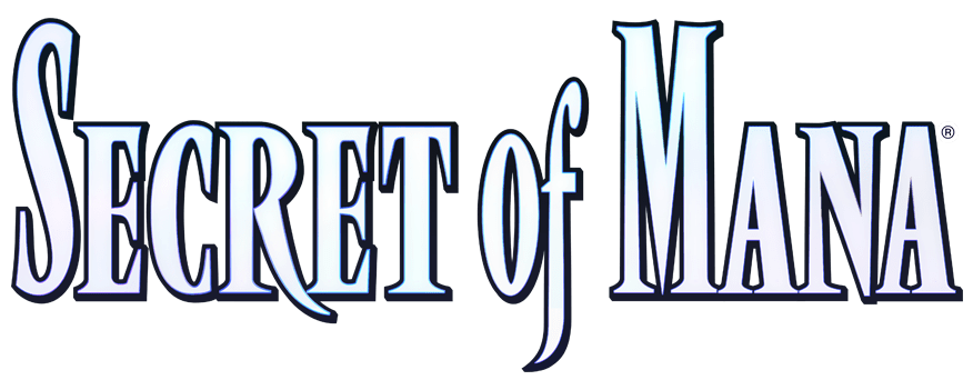 Secret of Mana - Logo